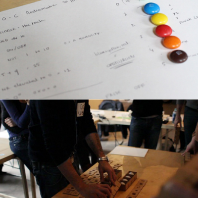 Ubi de Feo Figures Out How to Teach Coding to Code-Challenged Designers