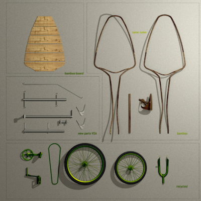 International Bicycle Design Competition 2013 Winners, Part 2