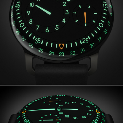 Ressence's Super-Sexy Type 3 Watch