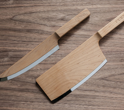 Yea or Nay? FDRL's Wooden Kitchen Knives