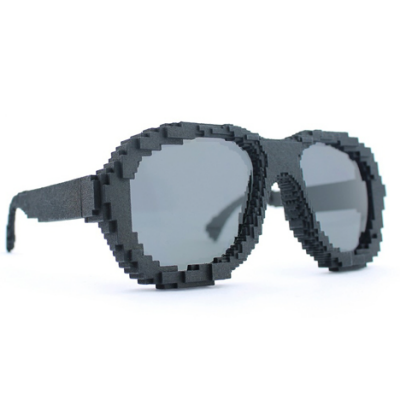 Flotspotting: Marc Levinson and Protos 3D-Printed Eyewear
