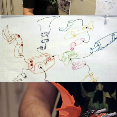 Hasbro Designer Lenny Panzica Explains Transformers Toy Design Process