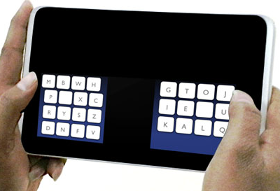 KALQ Interface Design, and How the Enron Scandal Might Make Touchscreen Typing Easier