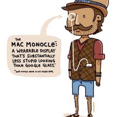 CoreToon: The Mac Monocle