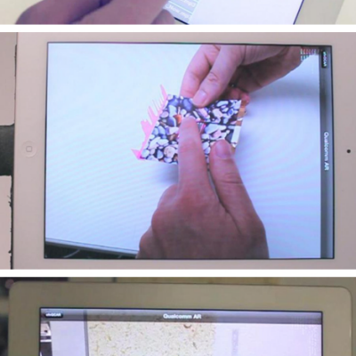 MIT Media Lab Fluid Interfaces Group's 'Smarter Objects' Interface Design