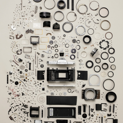 Todd McLellan's Disassembled Design Objects, Now in Book and Video Form