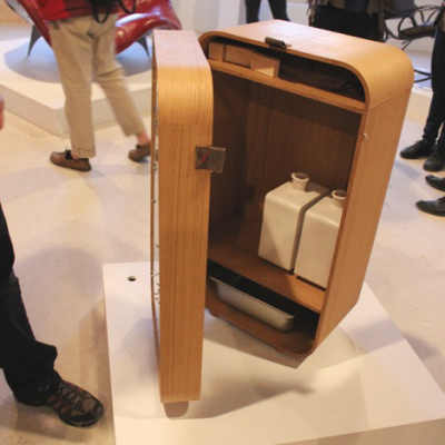The New Clarity: RISD MFA Furniture Show 2013