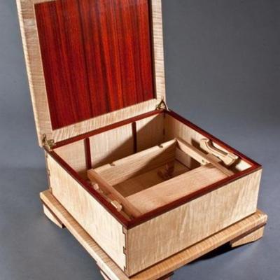 "Jeff Baenen's ""The Rising"" Box"