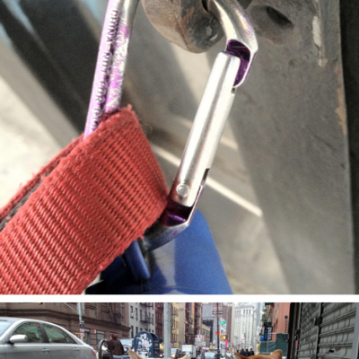 Objects I Use: Cheapie Carabiners