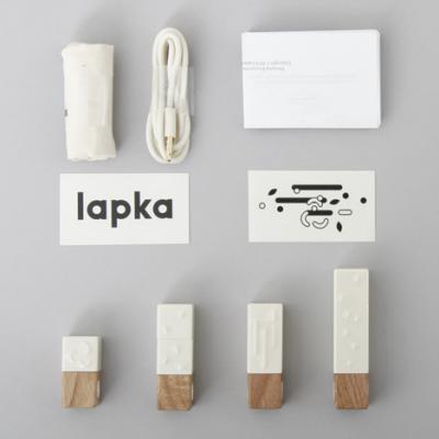 Sensible Packaging by Burgopak for Lapka