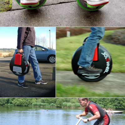 The Unusual Personal Transportation Designs of Shane Chen