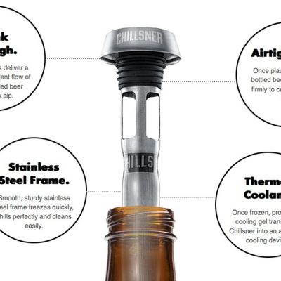 Designs for Better Boozing: The Chillsner