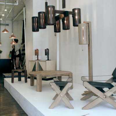 NY Design Week 2013: Roman and Williams for MatterMade + Living Workshop by New Friends at Matter