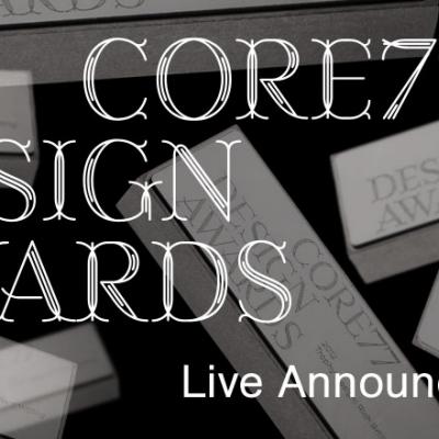 Core77 Design Awards 2013: Live Jury Announcement Broadcast Schedule!