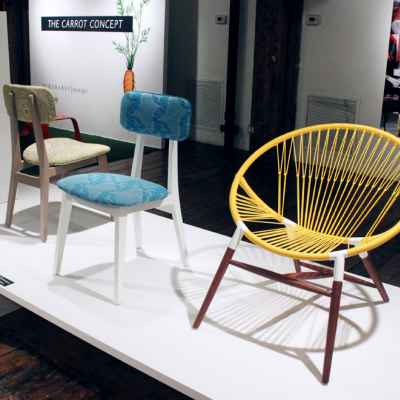NY Design Week 2013: Carrot Concept Puts El Salvador on the Design Map at WantedDesign