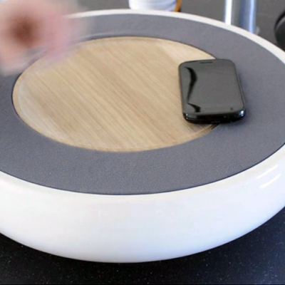 Flotspotting: Victor Johansson's Ceramic Stereo, an Audio Device for Our Times