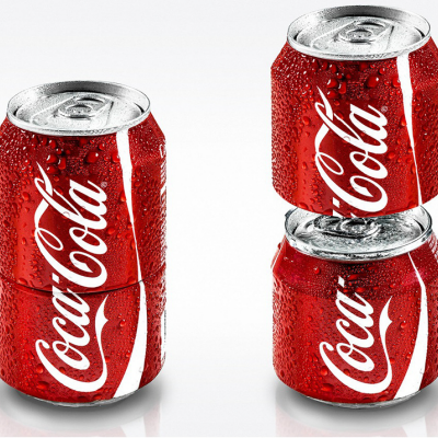Faux Package Design: Have a Coke and Two Smiles