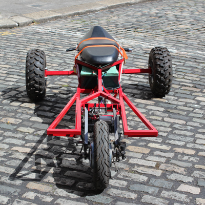 Flotspotting: Henry Daly's T-Shaped Design for an Electric Off-Roader