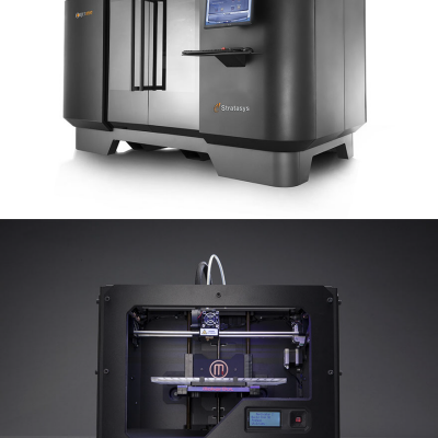 What the Stratasys, Objet & MakerBot Merger Means for the Future of 3D Printing