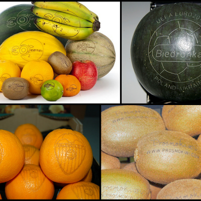 Laser-Etched Fruit May Not be Good for You, but It's Happening in the EU
