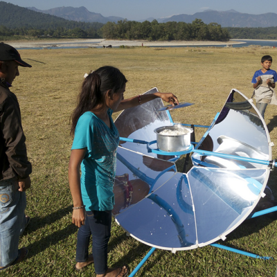The SolSource: A Rugged, Portable Solar Cooker with a Himalayan Testing Pedigree