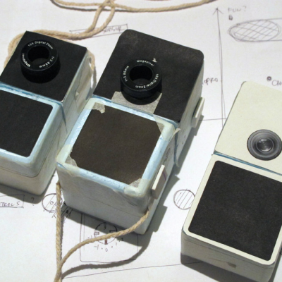 It Takes Two: 'DUO' Binary Camera Concept by Chin-Wei Liao
