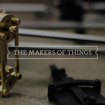 The Makers of Things: A Series of Films about an OG Makerspace and Its Community Members