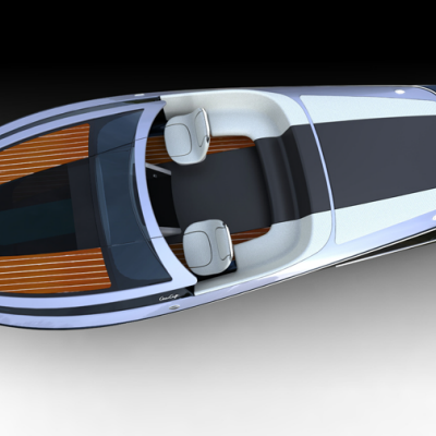 Declare Your Independence with a Spec Project: Scott Henderson's Yacht Concept for Chris Craft