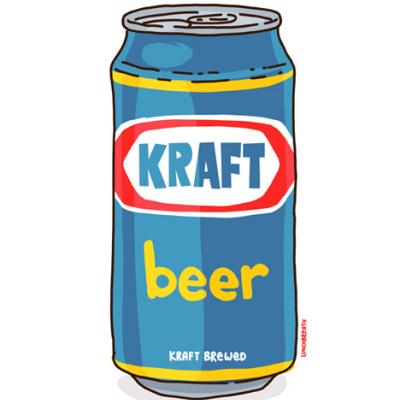 CoreToon: Kraft Beer