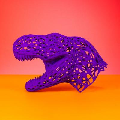 And Now, a 3D-Printed Tyrannosaurus Rex Sculpture