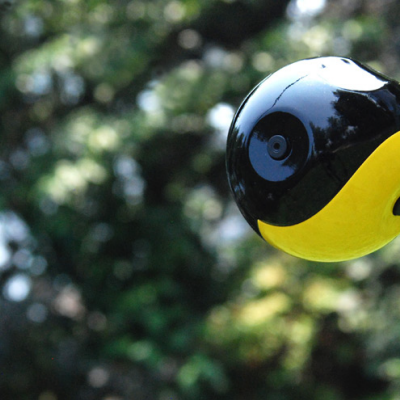 Throwable Camera-Balls Continue on Trajectory for Consumer Market