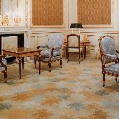 Carpets Good Enough for the Imperial Palace & the Vatican, from a Small Town in Japan