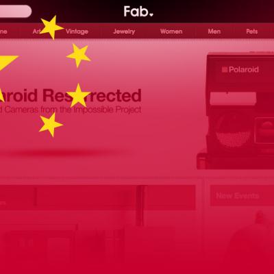 Fab's Fate in China