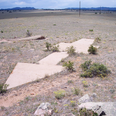 What are These Giant Concrete Arrows Across the American Landscape?