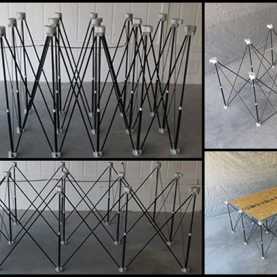 The Centipede Sawhorse: A Good Design for the Wrong Application?