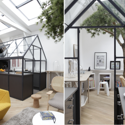Trendlet: The Outdoors, Indoors