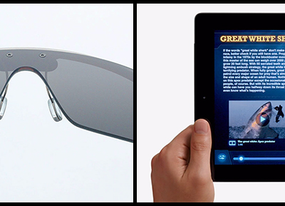 The Interface Design Technology That Can Make Google Glass iPad-Like: Depth Cameras