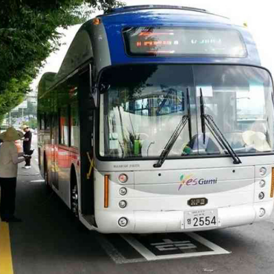 How South Korea's New Road-Charged Buses Can Impact Electric Vehicle Design