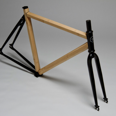 New Advances in the Bamboo Bicycle: Semester HexTube Bamboo + Carbon Fiber Bike