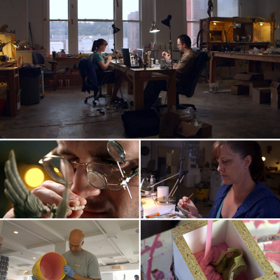 A Look Inside a Toy Prototyping Studio
