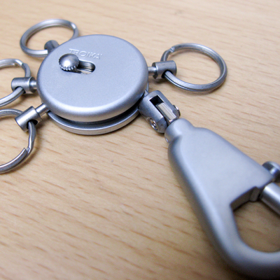 Objects I Use: Detachable Key Rings