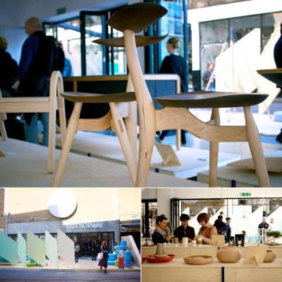 London Design Festival 2013: 100% Norway