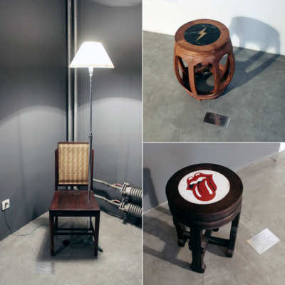 Beijing Design Week 2013: Studio LL Launches with Du Pin & Drum Stools at Caochangdi