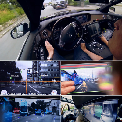 Mercedes' Driverless Research Car Looks Freaking Amazing