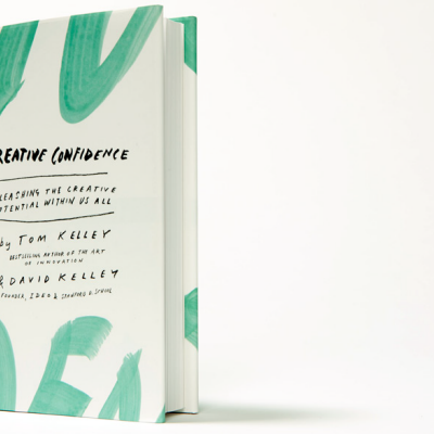 Tom & David Kelley of IDEO Talk 'Creative Confidence,' New Book Hits Shelves Today