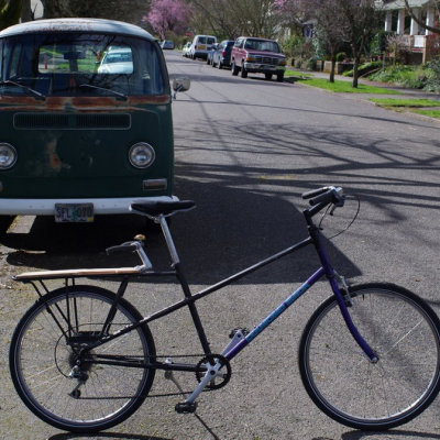 How to Reinvent the Wheel without Looking Like a Tool: Getting to Know Kinn Bikes