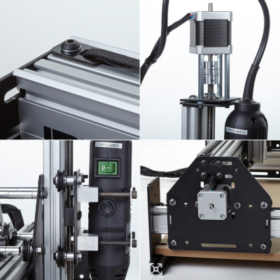 The New Improved Shapeoko 2 Open Source Cnc Milling