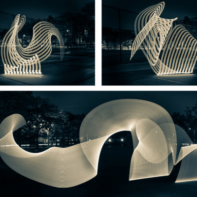 Pixelstick Gives Light Painting a (Much Needed) Makeover