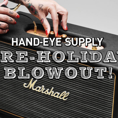 Hand-Eye Supply Pre-Holiday Blowout Sale