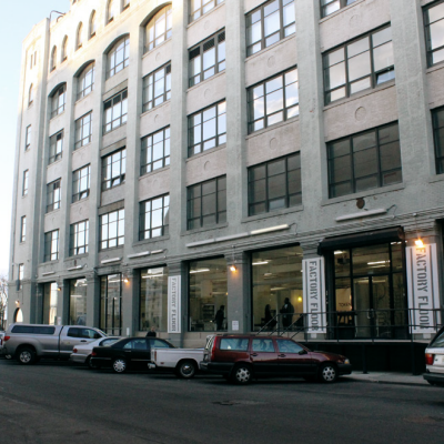Factory Floor Brooklyn at Industry City: From Prominent Manufacturing Hub to Pop-Up Marketplace and Back Again